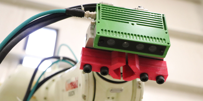 V-Guide Robotic Vision Sensor